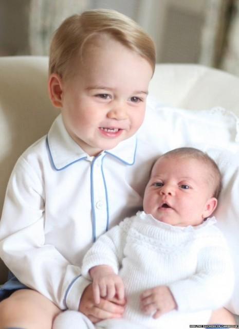 Gossip – Royal baby: le prime foto ufficiali