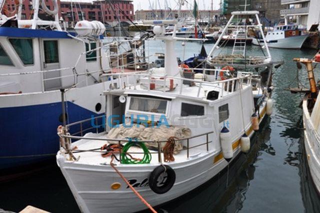 La Spezia – Pescatori allarmati per il fango nelle reti