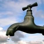 Liguria - Santa Margherita senza acqua per tubo rotto