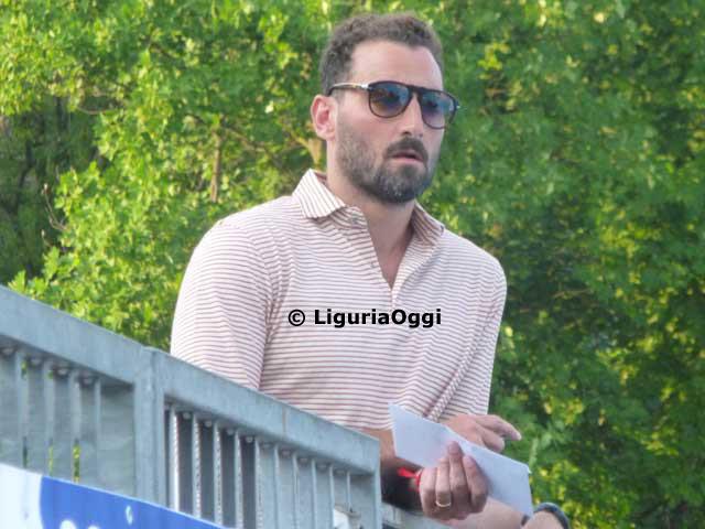 Maurizio Felugo, nuovo D.G. della Pro Recco