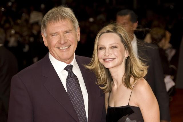 Calista Flockhart lascia Harrison Ford nel giorno del loro quinto anniversario di matrimonio
