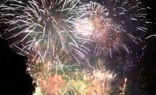 Marassi, fuochi d'artificio illegali dopo mezzanotte