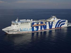 Grandi navi veloci cambia Logo e livrea