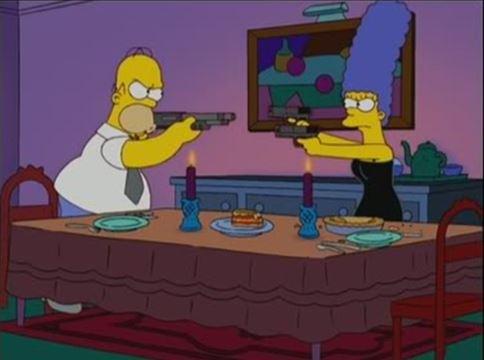 Simpsons – Homer e Marge divorziano, e lui si innamora della farmacista