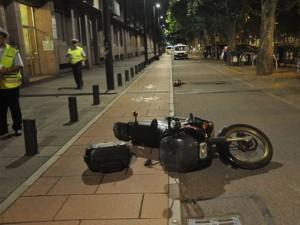Incidente mortale a Torino