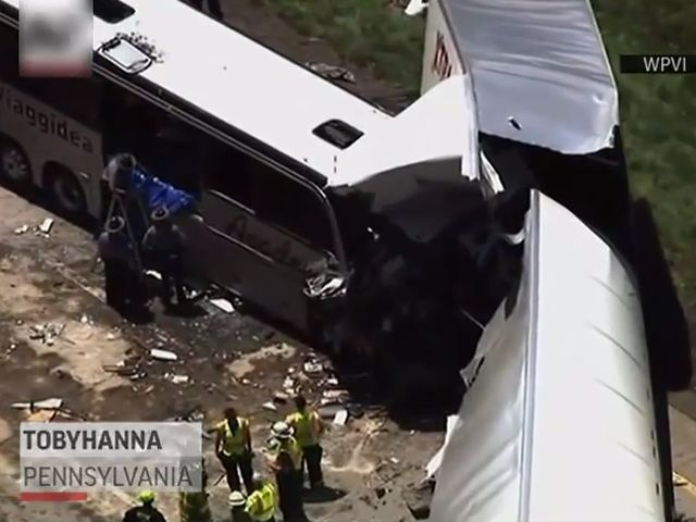 Turisti italiani morti in incidente in Pennsylvania