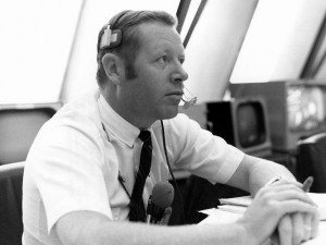 Morto Jack King voce dell'Apollo 11
