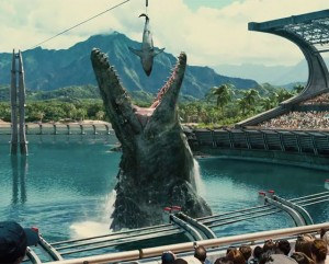 Dinosauri al cinema con Jurassic World