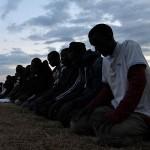 migranti ventimiglia ramadan