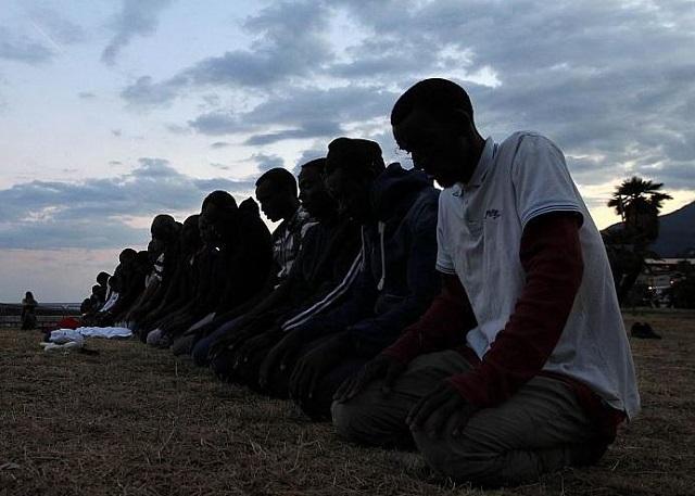 Migranti a Ventimiglia: scatta il Ramadan