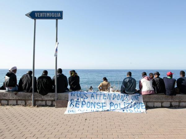 Ventimiglia – Trovati migranti morti lungo ferrovia francese