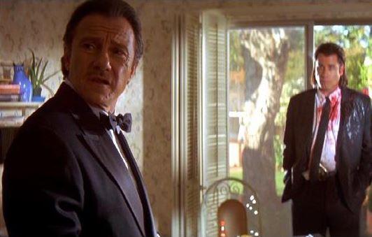 """David Donatello 2015 – Mattarella a Tarantino: """"Per crisi prestaci Mr Wolf"""""""