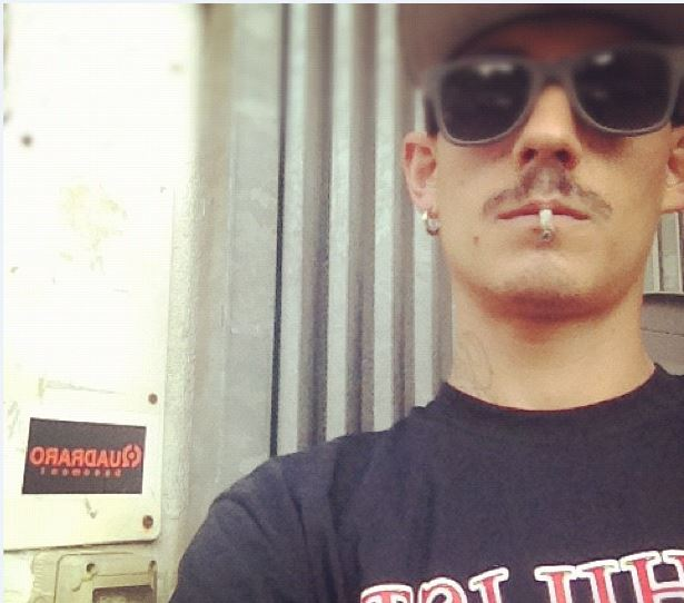 Milano – Rapper Noyz Narcos arrestato per droga