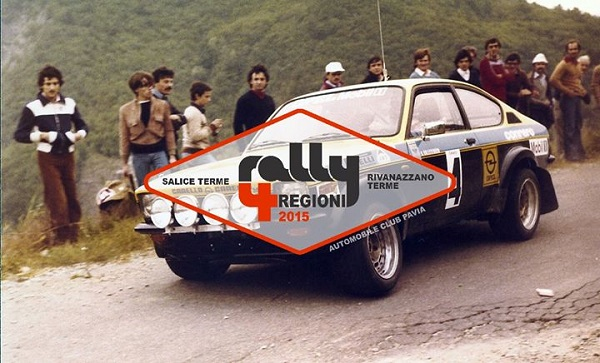 Rally 4 Regioni 2015: morto pilota Ciro Bernini
