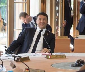 Patto per Genova - Renzi e Doria firmano per finanziare molti progetti