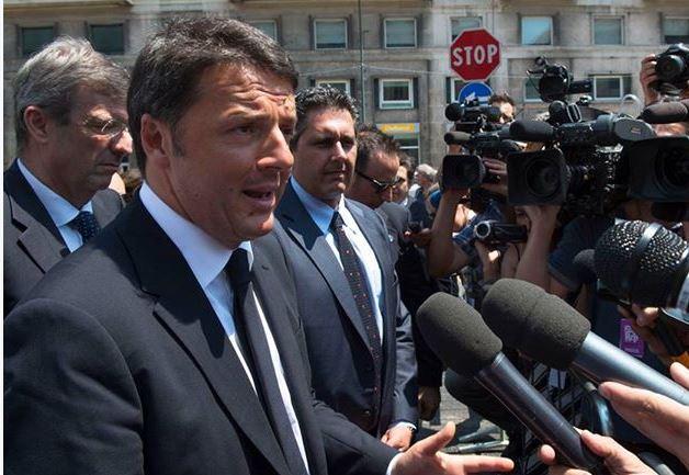 """Liguria – Renzi a Genova: """"Pd unica sinistra che cresce e funziona"""""""
