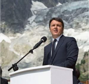 Ventotene, si apre il vertice tra Renzi, Merkel e Hollande