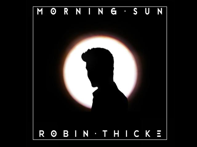 """""""Morning Sun"""", ecco il nuovo singolo di Robin Thicke"""