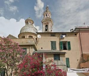 Sant'Ambrogio a Voltri