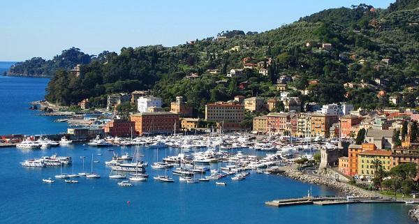 Santa Margherita Ligure festeggia Santa Maria della Rosa