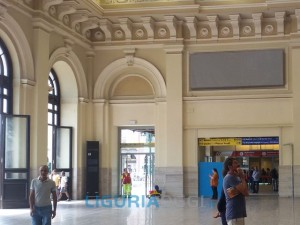 Stazione di Brignole rinnovata