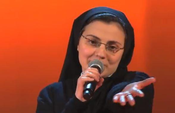 Suor Cristina in scena al Teatro Brancaccio di Roma con Sister Act