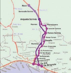 Genova, via libera Cipe al quarto lotto del Terzo Valico