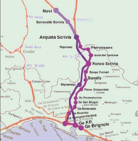 Liguria – Fondi Ue: niente soldi per Terzo Valico