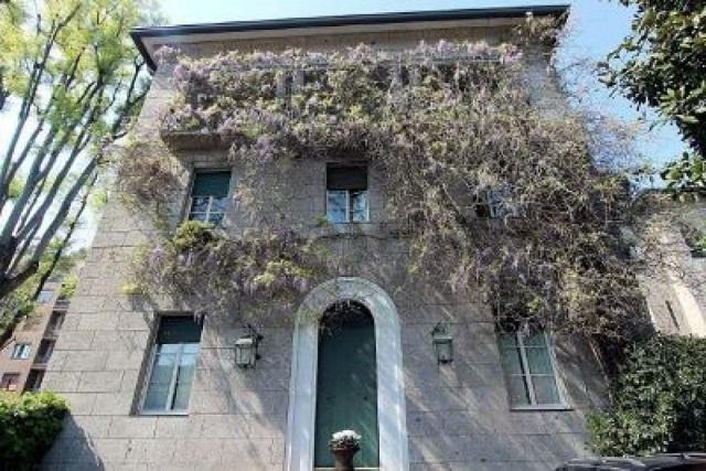 Milano – In vendita la villa (faraonica) di Giorgio Falck e Rosanna Schiaffino