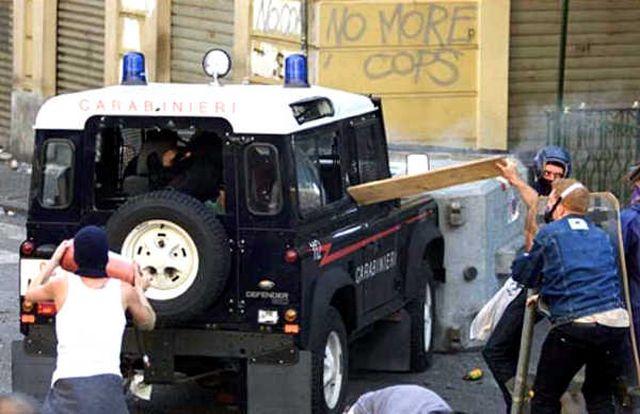 """G8 – Pd Liguria contro il convegno """"L'estintore quale strumento di Pace"""""""
