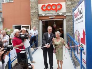 Inaugurata nuova Coop a Rapallo