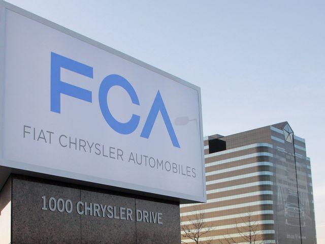 Fiat Fca pagherà 70 milioni di dollari di sanzioni in Usa