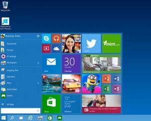 Windows 10 in arrivo dal 29 luglio
