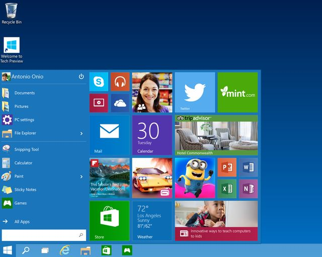 Windows 10 in arrivo in 190 Paesi e l'upgrade è gratis