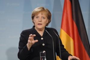 Malore per Angela Merkel