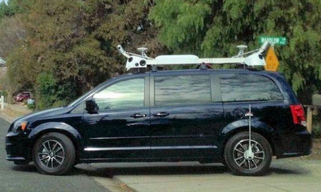 Apple Maps a Roma – Auto iper tecnologiche girano per la Capitale