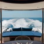 azimut yacht interno