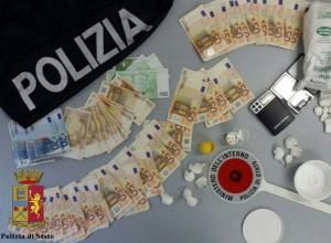 Arresto per spaccio di cocaina a Bolzaneto