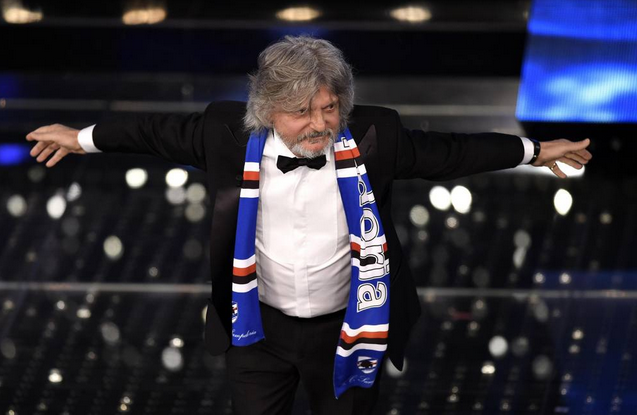 """Liguria – Sampdoria, Ferrero contro Pulvirenti: """"Mi fa schifo, deve morire"""""""