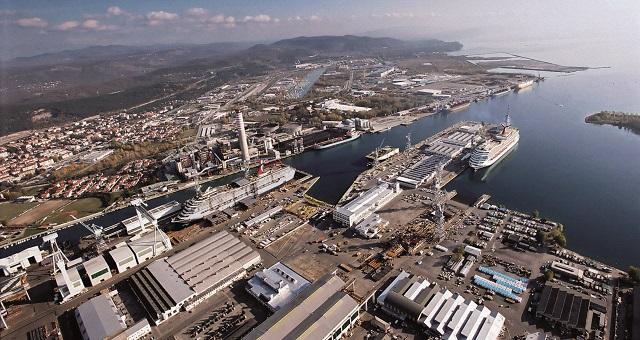 Fincantieri – Stabilimento Monfalcone resta chiuso