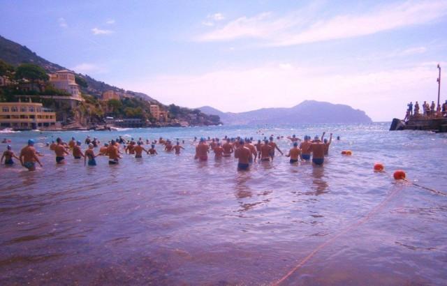 Nuoto, la stagione del 'Miglio' in Liguria