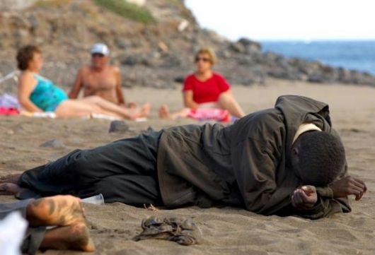 Liguria – Alassio vietata a migranti senza certificato medico