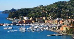 Marciapiede tra Rapallo e Portofino: al via i lavori