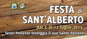 Sestri Ponente festeggia Sant'Alberto