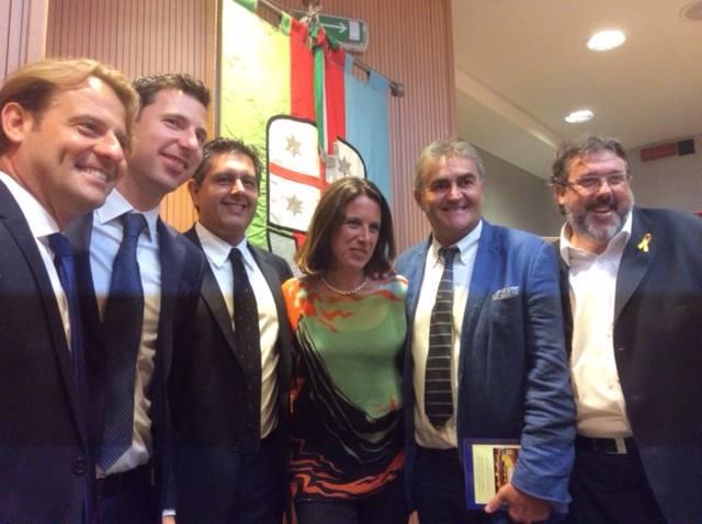 Regione Liguria – Da oggi centrodestra ufficialmente al comando con Toti