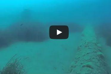 Sestri Levante, ispezionata la condotta subacquea del depuratore