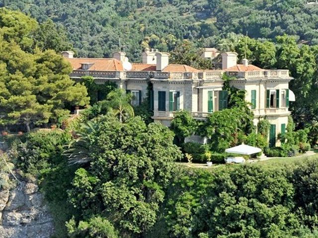 Villa Altachiara a Portofino venduta ad un magnate russo