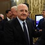 Vincenzo De Luca - Accolto ricorso: può governare Regione Campania