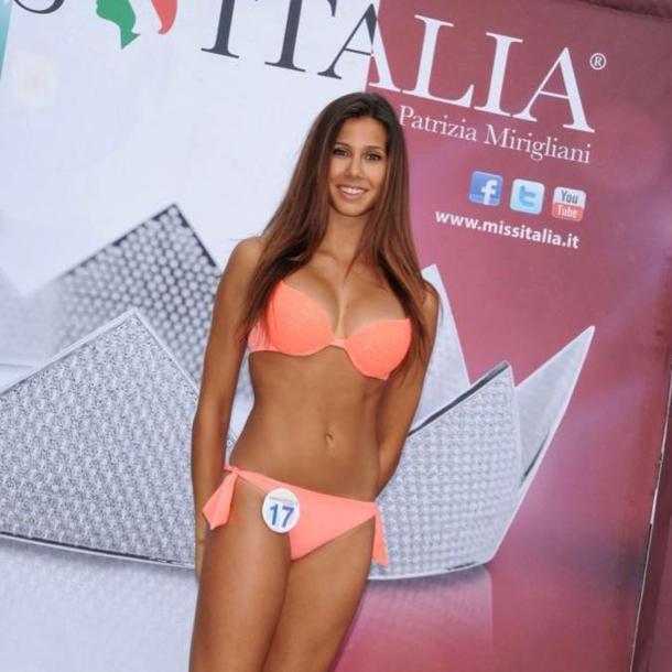 Giulia Gualco è la nuova Miss Liguria