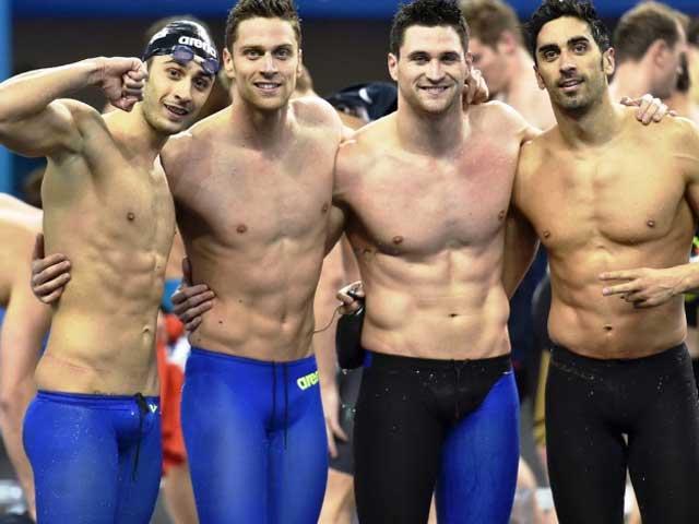 Campionati del mondo. Nuoto. Storico bronzo per la staffetta maschile 4 x 100 stile